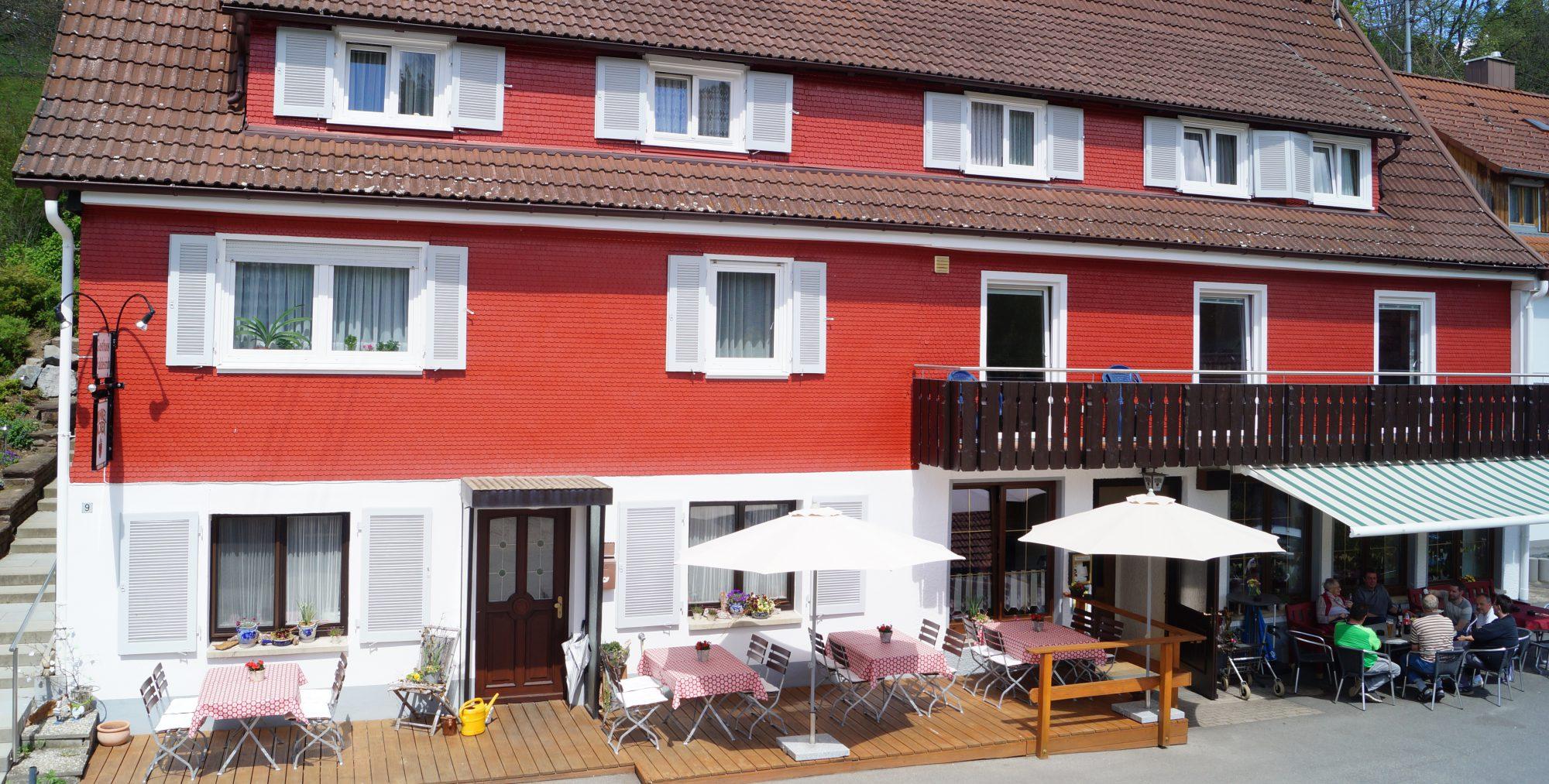 Gasthaus Waldesruh